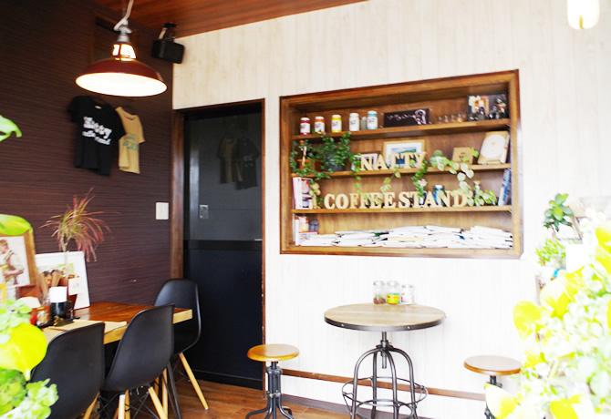 COFFEE STAND -Natty-のブログをはじめました。